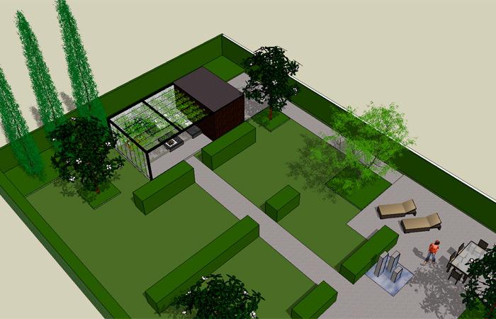 Havearkitekt tor haddeland   havearkitekt for minimalistiske haver