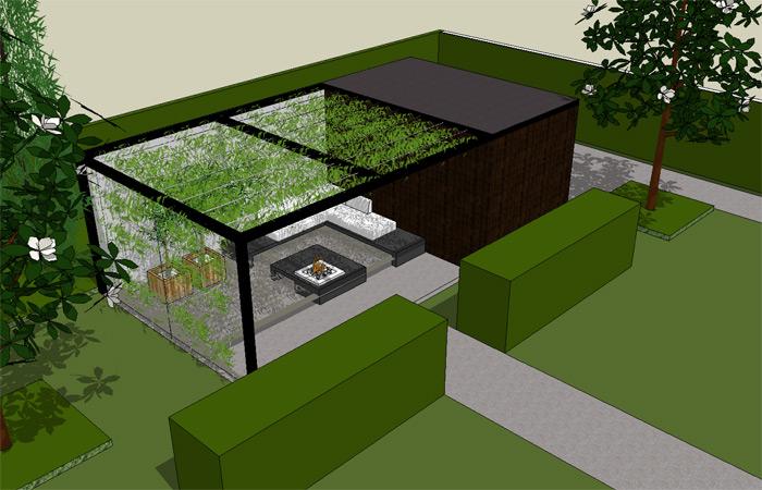 Havearkitekt Tor Haddeland - havearkitekt for minimalistiske haver